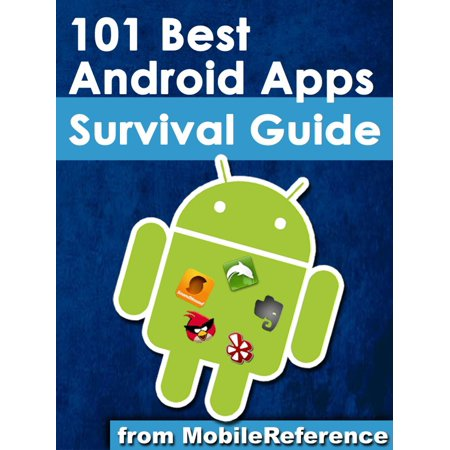 101 Best Android Apps: Survival Guide - eBook (Best Dictaphone App Android)