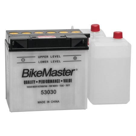 BikeMaster Conventional Battery 53030 for BMW R100RS