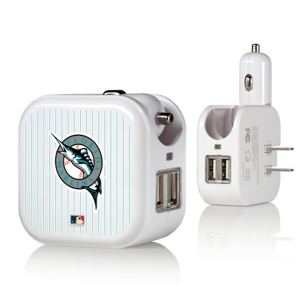 Miami Marlins USB Charger - No Size ()