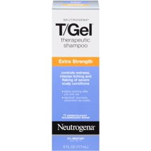 Shampoo & Conditioner: Neutrogena T/Gel Extra Strength