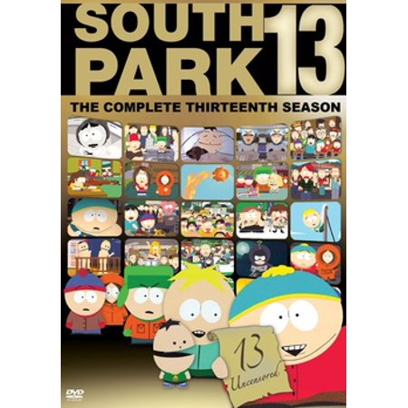 South Park: The Complete Thirteenth Season (DVD)