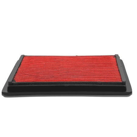 Ford Mustang / GT Reusable & Washable Replacement High Flow Drop-in Air Filter (Red)