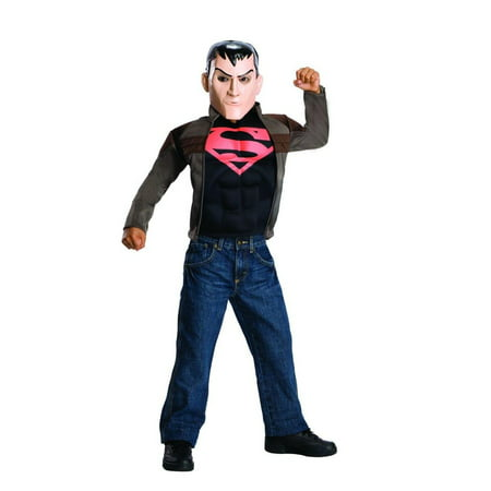 Young Justice Superboy Costume Child