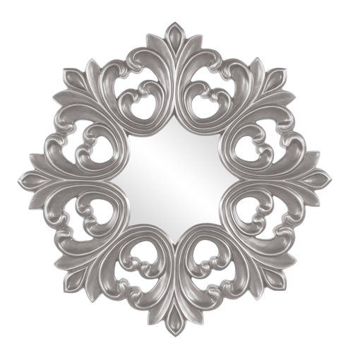 Rosdorf Park Baroque Accent Mirror