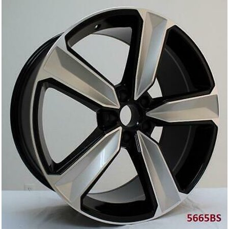 20'' wheels for Audi A4 S4 2004 & UP 5x112