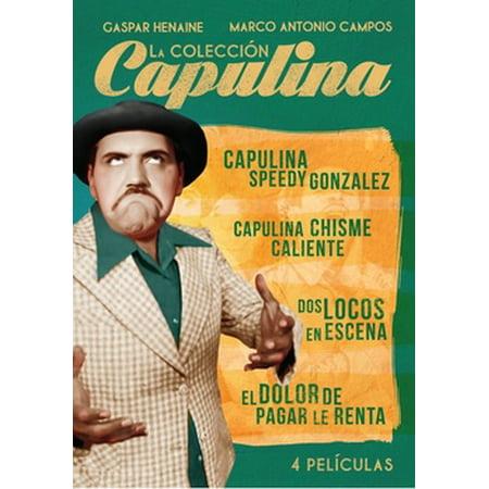 4 Peliculas (DVD) for $<!---->