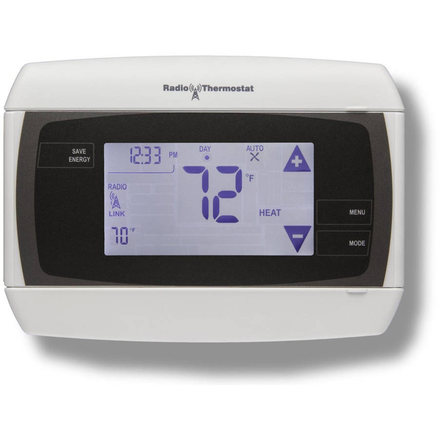 Radio Thermostat CT32 7-Day Programmable Thermostat, Z-Wave Enabled