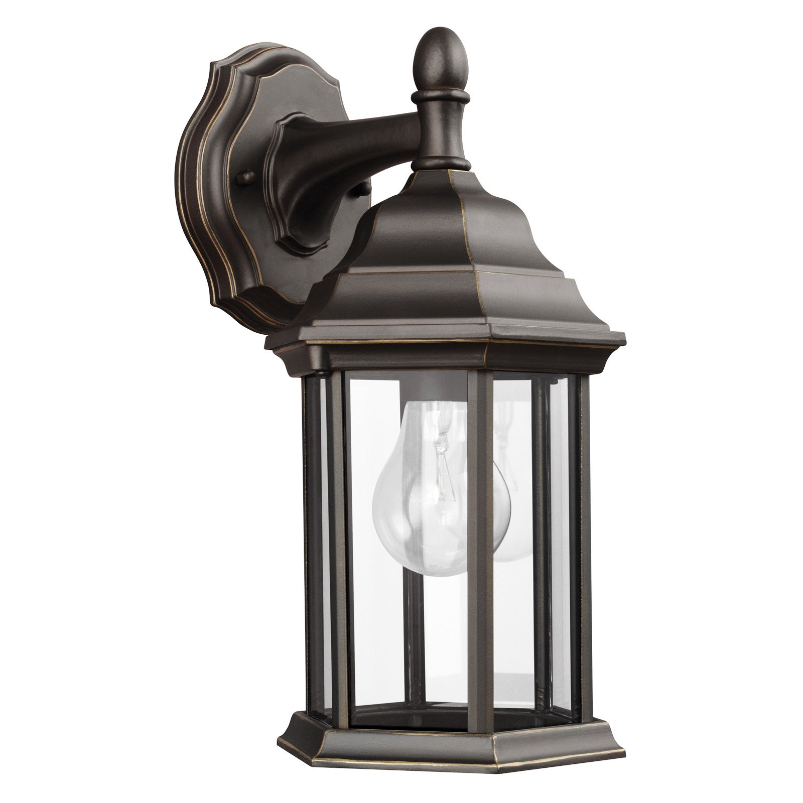Sea Gull Lighting Sevier 8338701 Outdoor Wall Lantern