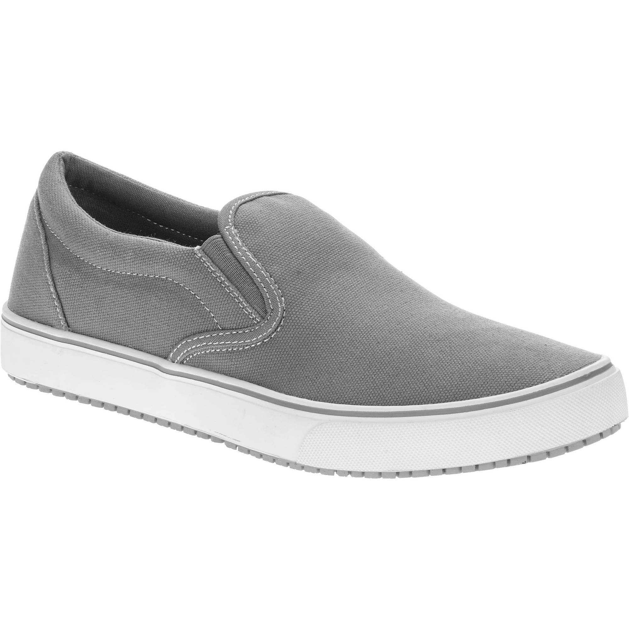 Tredsafe Unisex Canvas Ric Slip Resistant Casual Shoe by