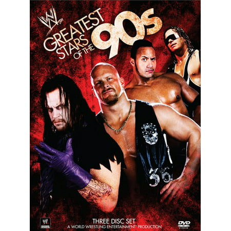 WWE: Greatest Stars of the 90's (Jr Walker & The All Stars Greatest Hits)