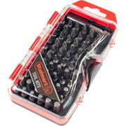 Stalwart Screwdriver Bit Set, 67 Pieces  Compact Durable Multipurpose Specialty Bit Set