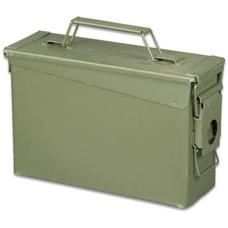 Blackhawk Ammo Can, 30 Caliber