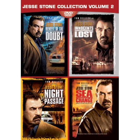 The Stone Collection (Jesse Stone Collection Volume 2 (DVD))