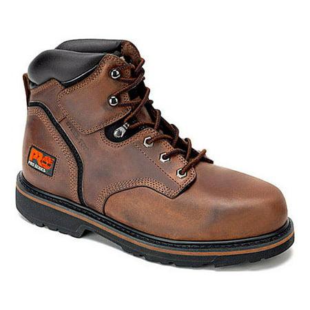 Steel Toe Pac Boots - Men's Timberland PRO Pit Boss 6