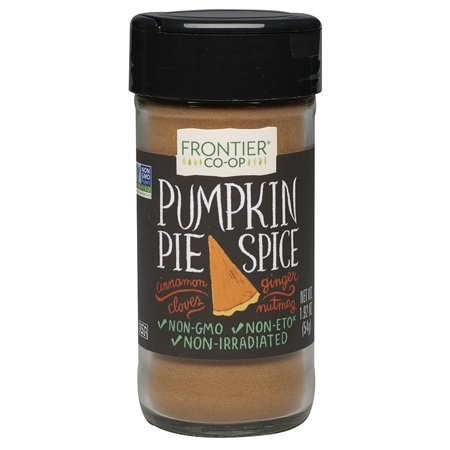(3 Pack) Frontier Pumpkin Pie Spice, 1.92 Oz (New England Pumpkin Spice)