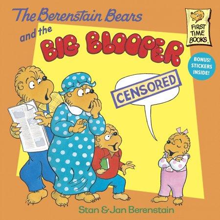 The Berenstain Bears and the Big Blooper (Community Halloween Bloopers)
