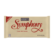 Hershey's Symphony, Milk Chocolate Giant Candy Bar, 6.8 Oz.
