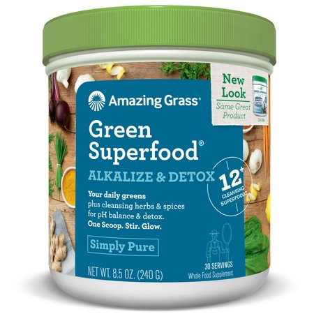 Image of Amazing Grass Alkalize & Detox 240 g