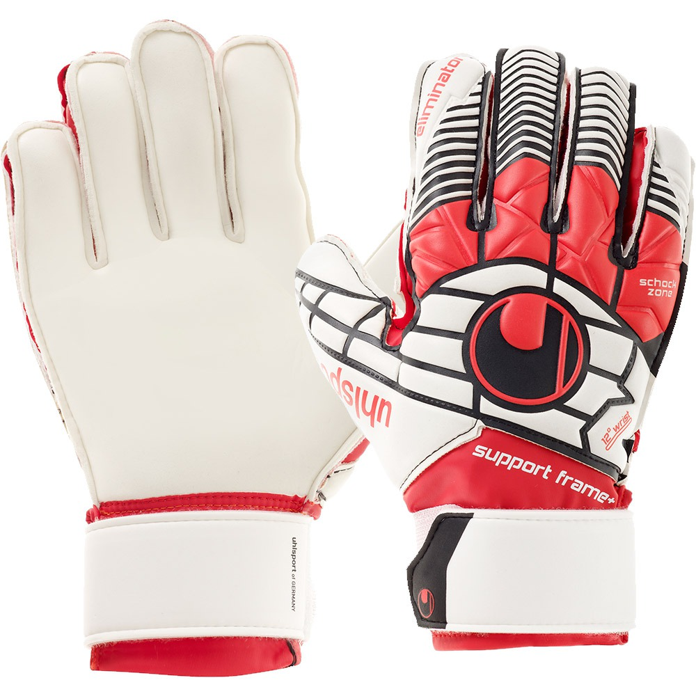 Kwik Goal Uhlsport Eliminator Soft SF+ Junior Soccer Goal...