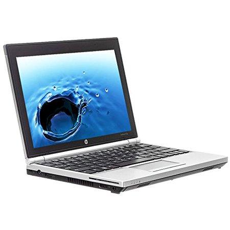 "Refurbished HP EliteBook 2170p Intel i5 Dual Core 1800 MHz 128Gig SSD HDD 4096mb DDR3 NO OPTICAL DRIVE Wireless WI-FI 12.0"" WideScreen LCD Genuine Windows 7 ()"