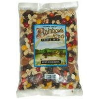 Trader Joe's Rainbow's End Trail Mix - Chocolate, Peanuts, Raisins, and Almon...