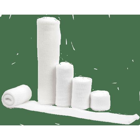 3 Inch Elastic - Elastosoft Cotton Elastic Gauze; 3 Inch X 4.1 Yds; 24 Rolls (1 Bag) SIGVARIS