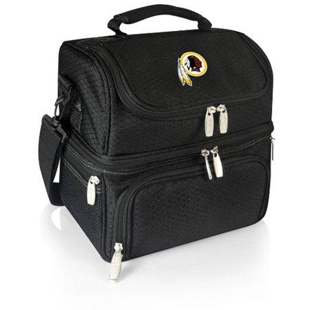 NFL Lunch Box by Picnic Time, Pranzo Washington Redskins, Black by