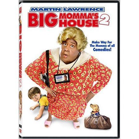 Big Momma's House 2 (DVD) (Big Mommas House 2 Soundtrack Beach Scene)