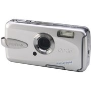 Pentax Optio W30 19275 7.1 Megapixel Digital Camera - 3x (Refurbished)