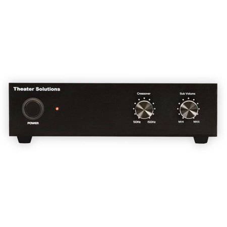 Passive Receiver (Theater Solutions SA200 Low Frequency Passive Subwoofer)