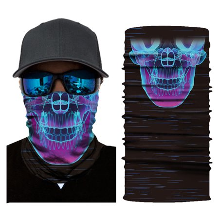 Cool Robot Mask Scarf Joker Headband Balaclavas for Cycling Fishing Ski Motorcycle AC390](Joker Ski Mask)