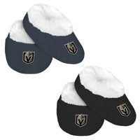 Product Image Vegas Golden Knights Infant Two-Pack Booties Set 81360f63ee68