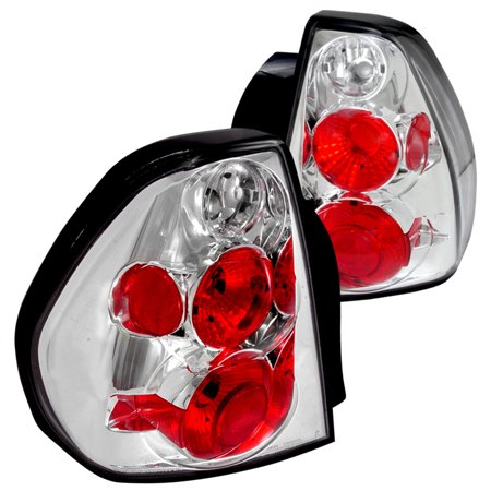 Spec D Tuning 2004 2005 2006 2007 Chevy Malibu Tail Lights 04 05 06 07 Left Right