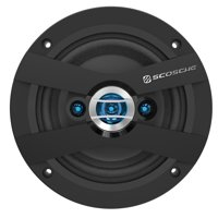 Scosche Hd5254sd 5.25 Inch 4-Way Car Stereo Speakers (Pair)