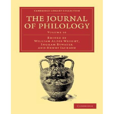 The Journal of Philology, Volume 16 - image 1 of 1