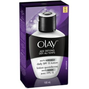OLAY Age Defying Anti-Wrinkle Daily SPF 15 Lotion 3.40 oz (Pack of 6)