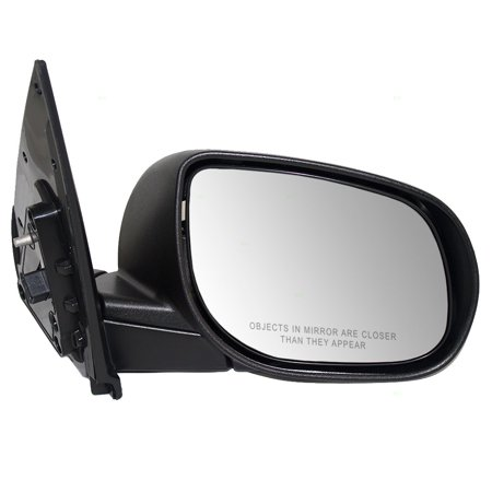 Passengers Power Side View Mirror Heated Signal Smooth Replacement for Kia 876201M000
