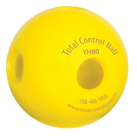 Total Control 8.0 Hole Ball-Quantity:24 Pack