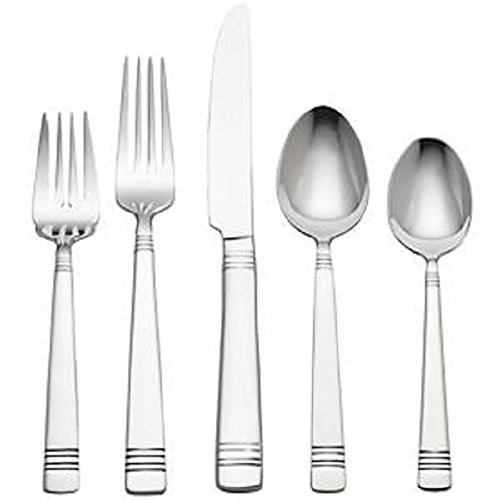 Reed & Barton Longwood II 18/10 Stainless Steel 5pc. Place Setting (Service for One)