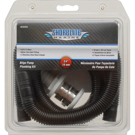 Shoreline Marine Plumbing Kit