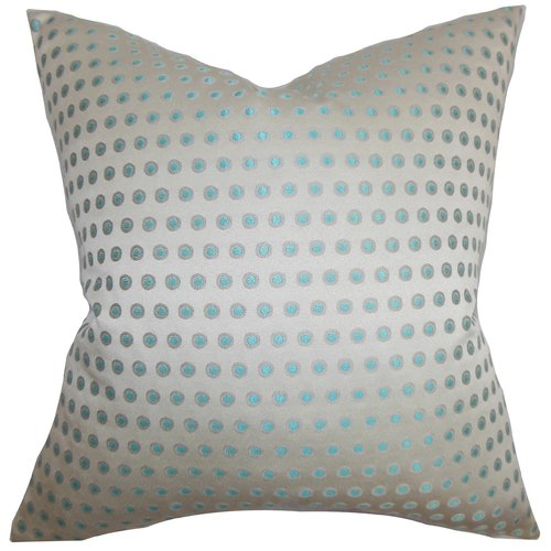 The Pillow Collection Radclyffe Cotton Throw Pillow