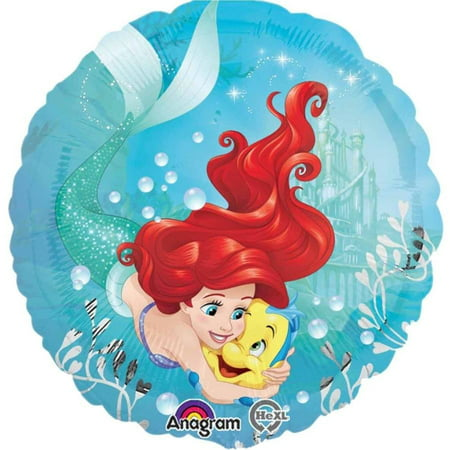 Ariel Balloons (Celebrations 18c Ariel Dream)