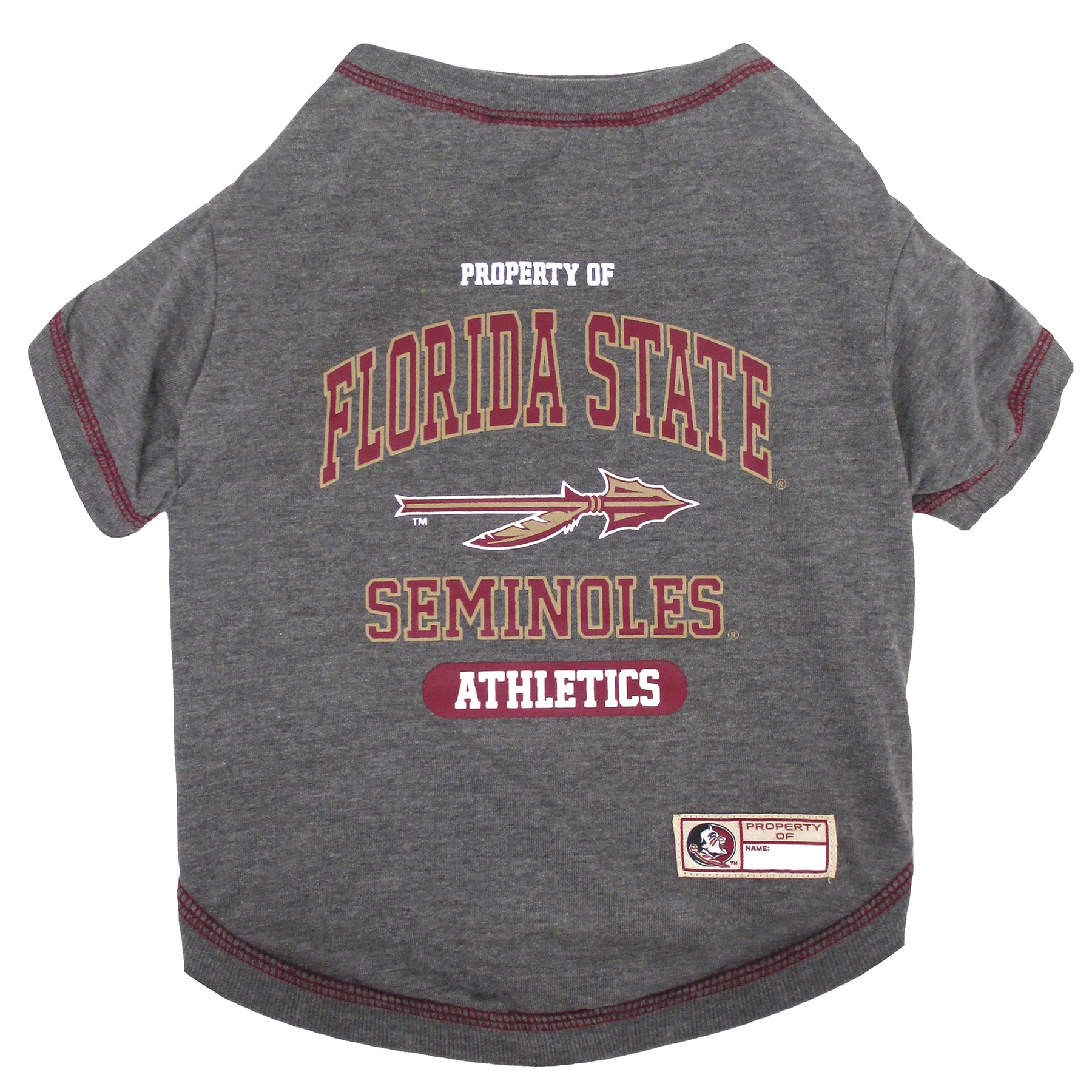 Florida State University Doggy Tee-Shirt