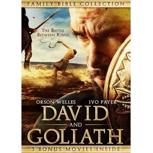 David And Goliath Plus 3 Bonus Movies