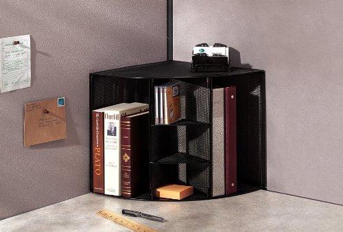 Rolodex Mesh Collection Corner Desktop