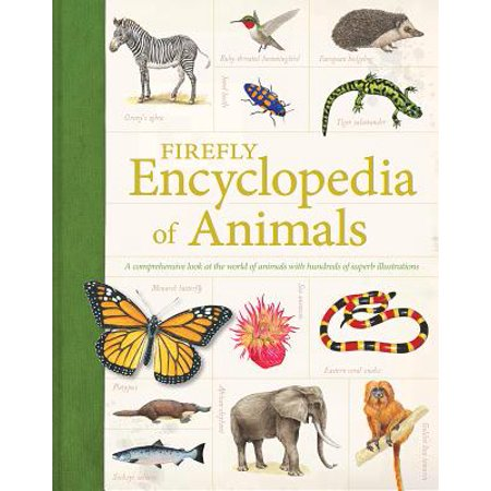 Firefly Encyclopedia of Animals (Fireflies Kids)