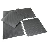 Deals on 6 Pieces CAP Barbell High Density 1/2-inch Foam Puzzle Mat 20.78 Sq Ft