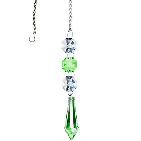 Crystal SunCatcher Swarovski Crystal Drop Prisms Rainbow Maker (Colors -