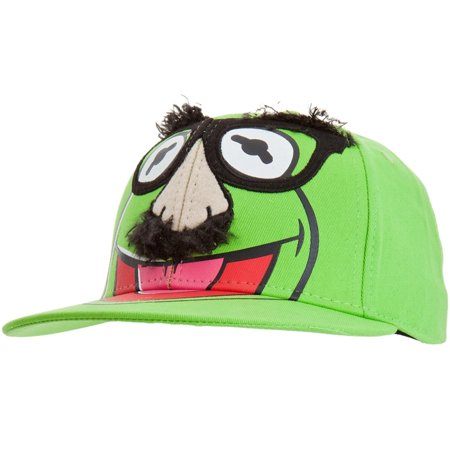 Muppets - Groucho Kermit Adjustable Cap - Muppets Accessories