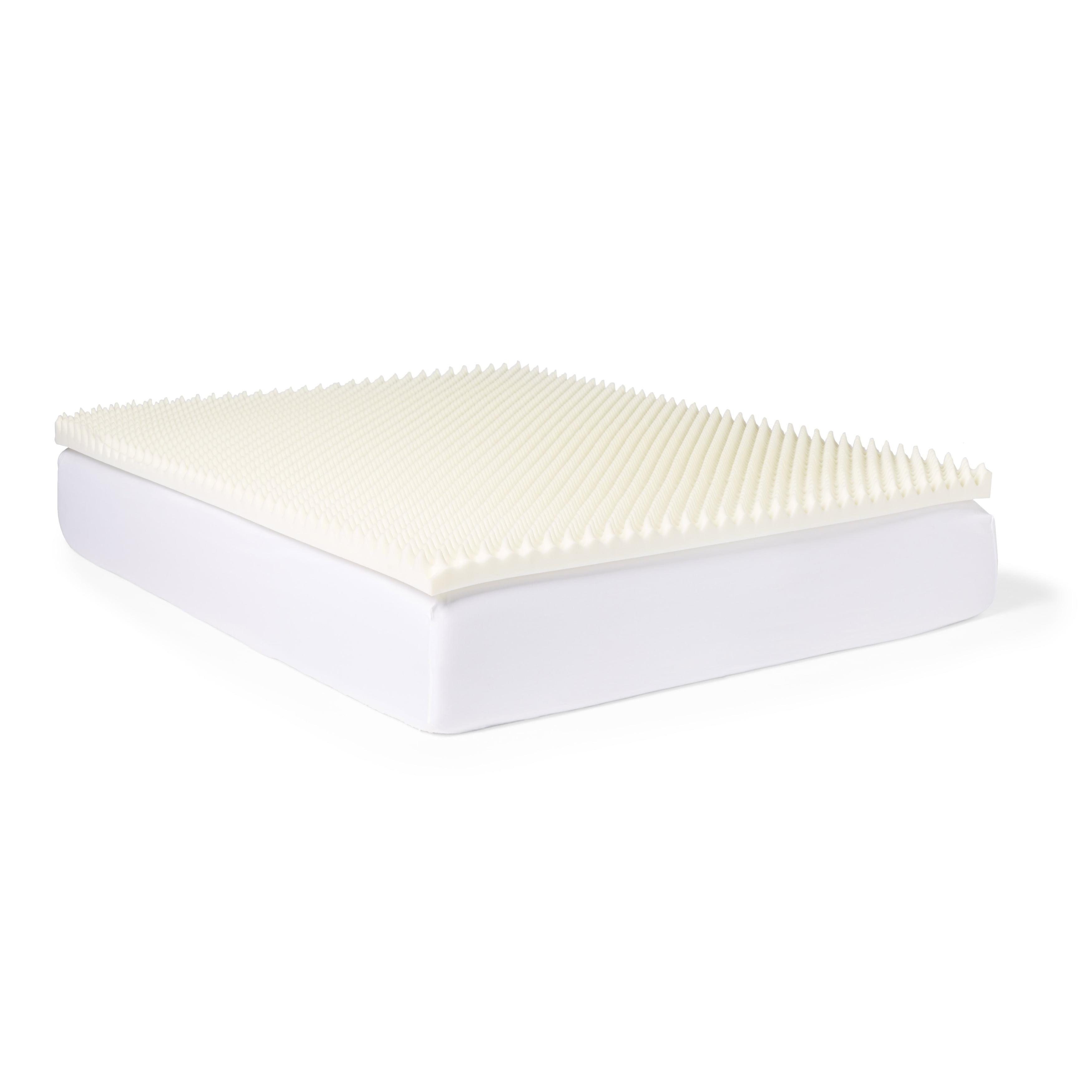 Slumber Solutions Highloft Supreme 3 Inch Memory Foam Mattress